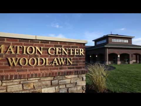 Cremation Center at Woodlawn Cemetery in Syracuse, New York