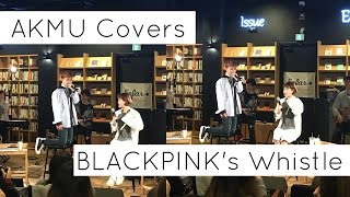 [170105] AKMU Cover BLACKPINK -