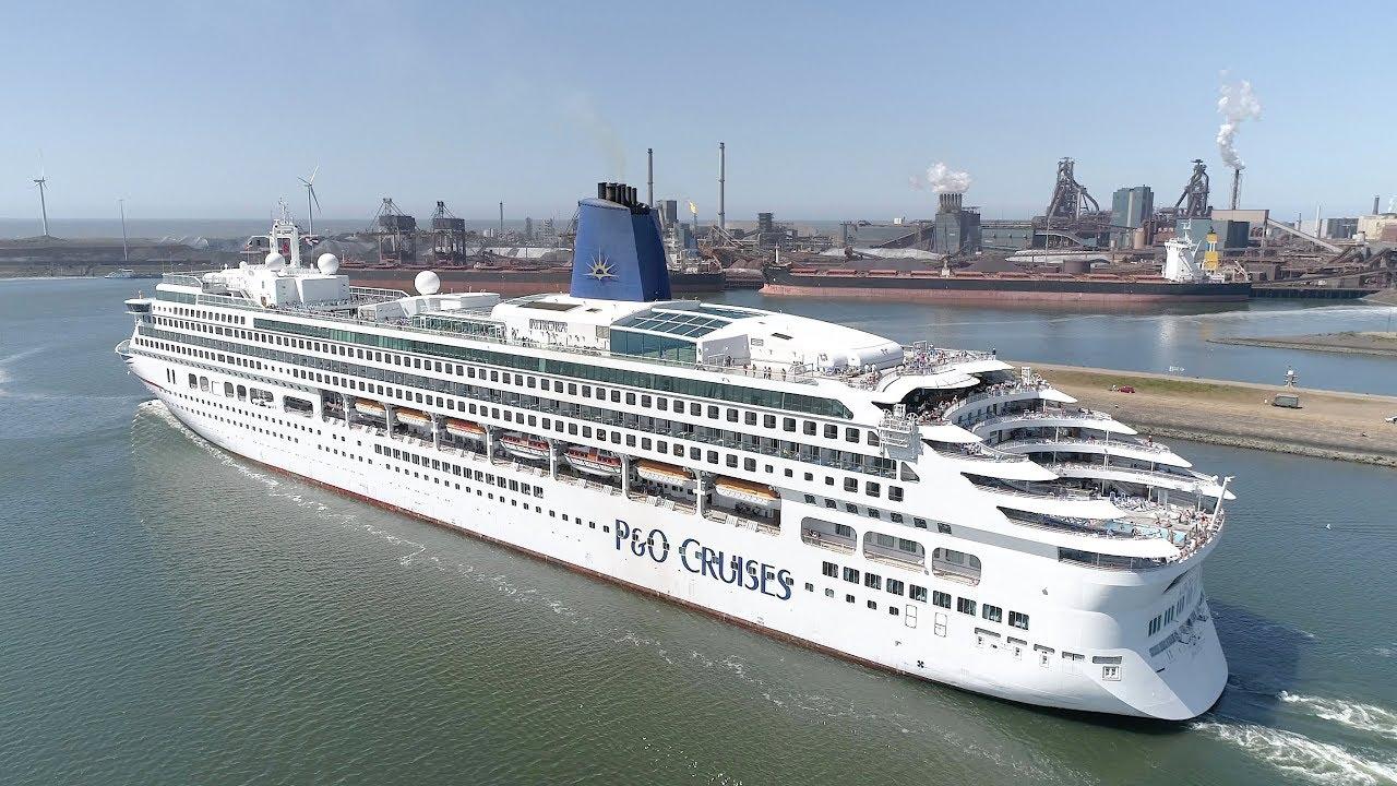 P&O Cruises Aurora