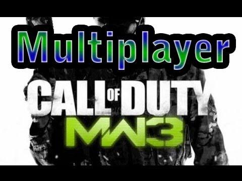 Modern Warfare 3 - PC Gaming - Multiplayer...