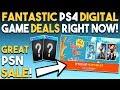 10 FANTASTIC PSN Golden Week Sale PS4 Game Deals RIGHT NOW! (PSN Golden Week Sale 2018)