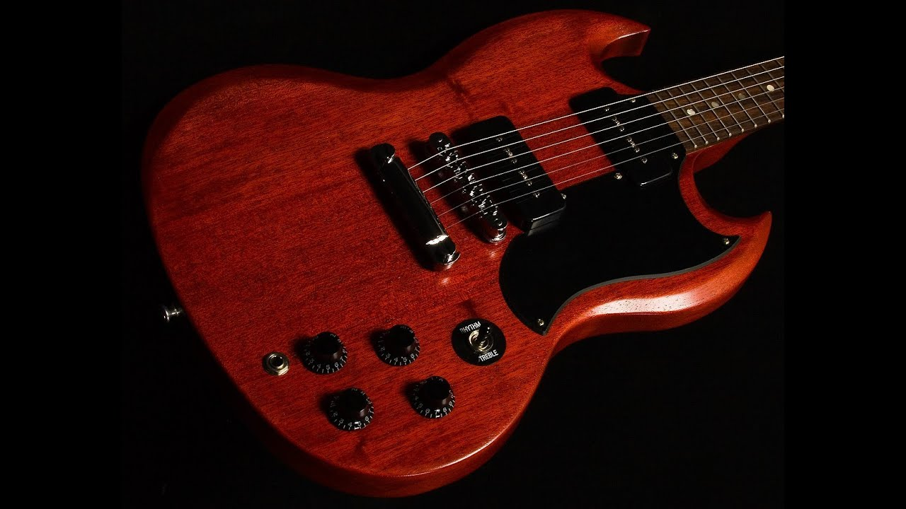 Gibson SG Special 60s Tribute • SN: 114611581