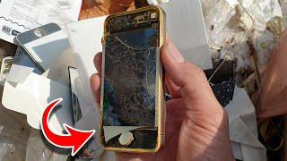 Restoration an abandoned iphone 4 of 9 year old phone | Restore old touch phone