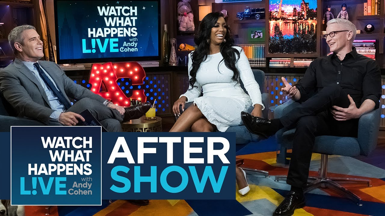 Andy Cohen Tour 2020 After Show: Anderson Cooper on the 2020 Election Hype   YouTube
