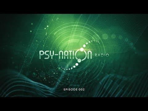 Psy-Nation Radio #002 - Incl. Ticon mix [by Ace Ventura & Liquid Soul]