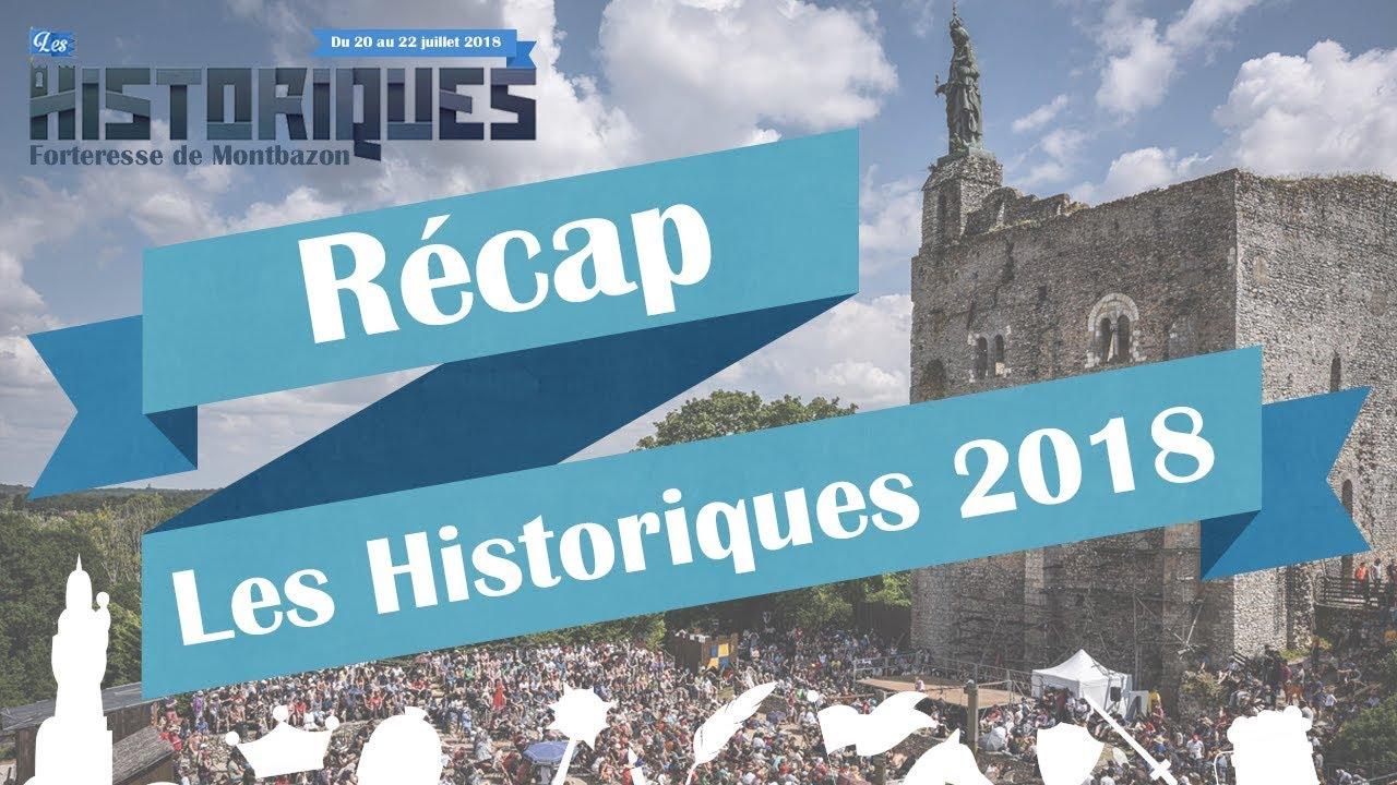 Recap Les historiques 2018 + Annonces 2019