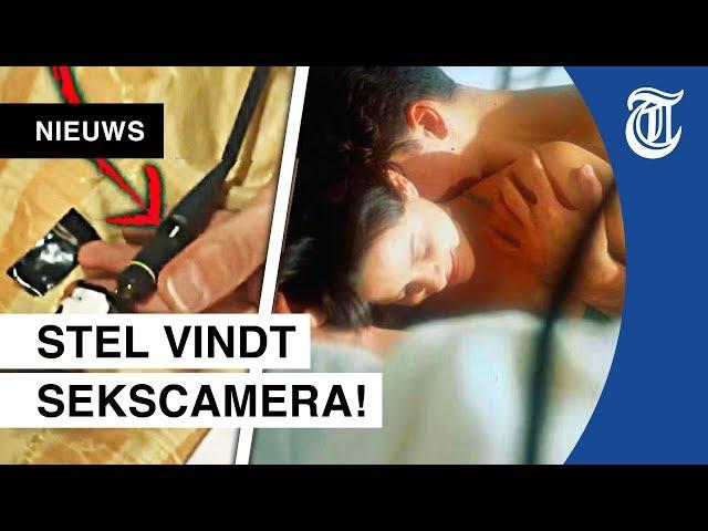 Betrapt: cruise-gasten ontdekken gluurcamera