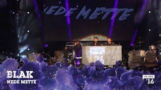 BLAK 'Nede Mette' live fra The Voice '16