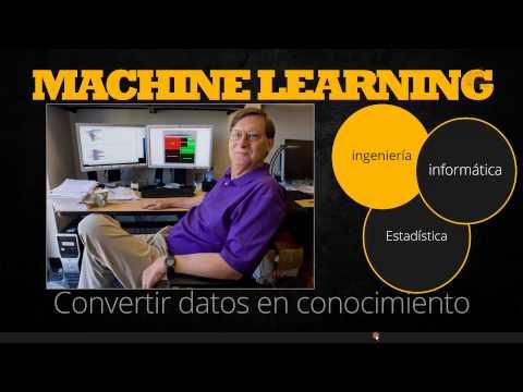 Machine Learning. ¿Pueden aprender las máquinas?