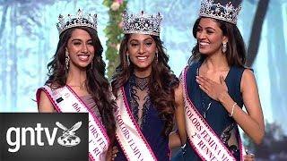 Miss India World 2018 winner