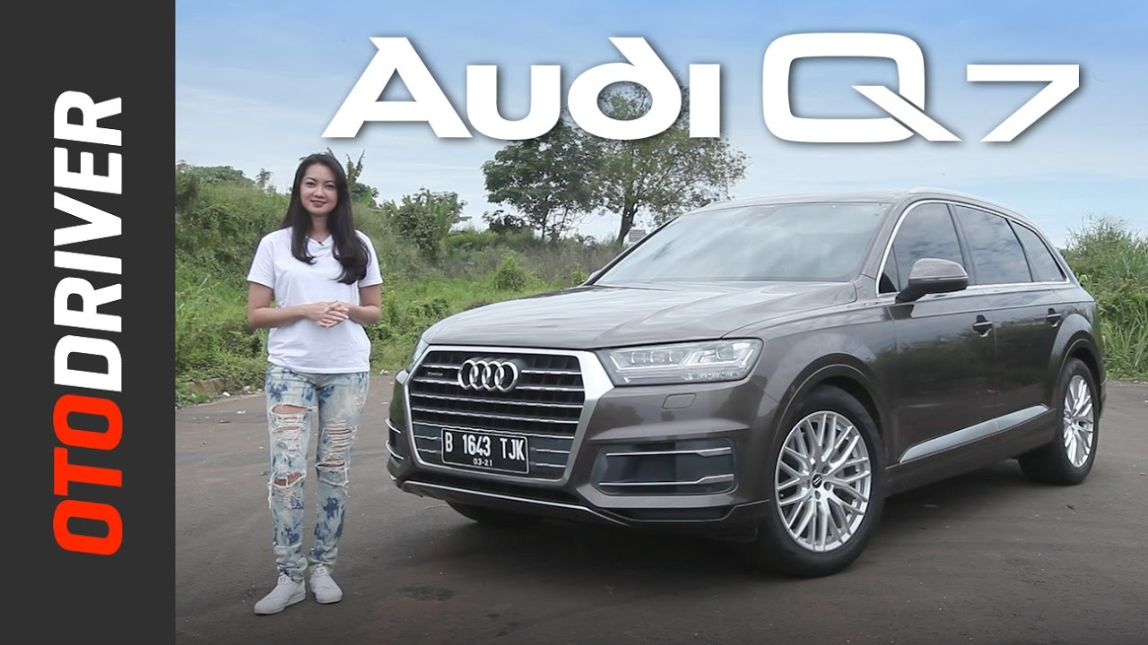 Audi Suv Q7 >> Audi Q7 2016 Review Indonesia Otodriver