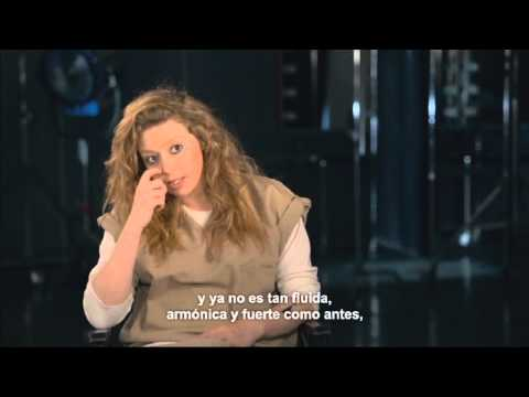 Orange Is The New Black Season 2 Cast Interview Natasha Lyonne SUBTITULADO