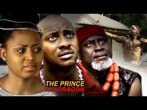 The prince And Dragon Season 3  - Regina Daniels & Yul Edochie 2017 Latest Nigerian Nollywood Movie