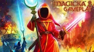 Magicka 2 Gameplay (PC HD)