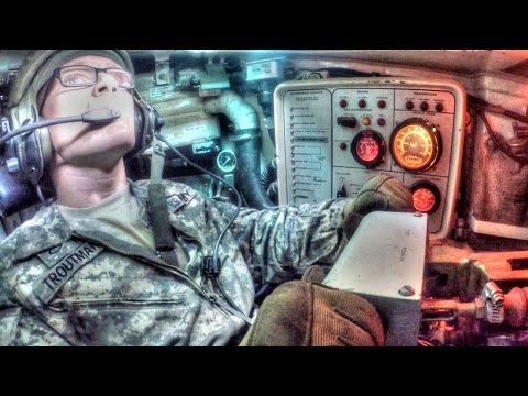 US Army Best Tank Crew Competition – Sullivan Cup