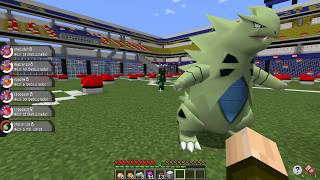 UN POKEMON INESPERADO!! COMBATE POKEMON LUCKY BLOCKS
