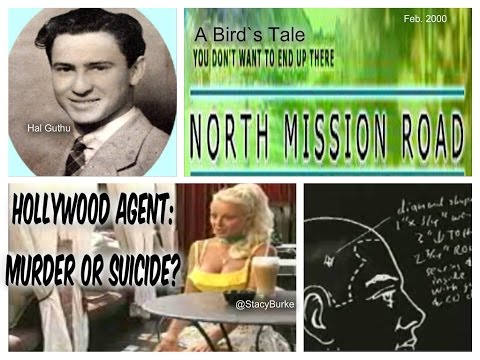 My 1st Hollywood Agent: was it Murder or Suicide?