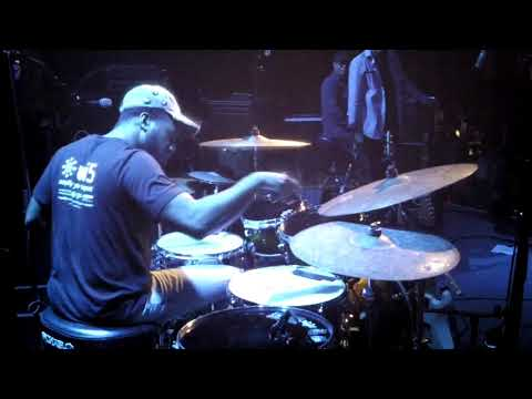 "Alvin Ford, ""Dumpstamental""  solo-stage right, Berkeley 3/24/18"
