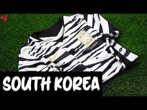 Nike South Korea 2020/21 Away Jersey Unboxing + Review from Subside Sports