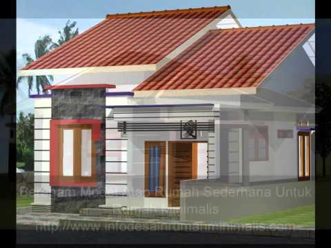 Beragam Model Atap Rumah Sederhana Buat Rumah Minimalis ...