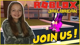 ROBLOX LIVE STREAM ! - Jailbreak, Phantom Forces and more ! - COME JOIN THE FUN ! - #273