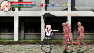 || Fighting Girl Mei Ryona || Stage 1 |