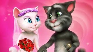 Billu Billi Main Tera Tu Meri - Talking Tom Version Lied | Main Tera Freund Tu Meri Freundin