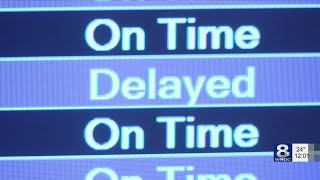 Air traffic control staffing shortages causing delays at LaGuardia Airport in NYC