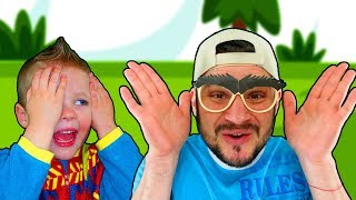 Peek A Boo Song #2 | Mirik Yarik Nursery Rhymes & Kids Songs