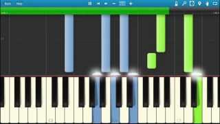 apple commercial tv ad our signature piano version synthesia
