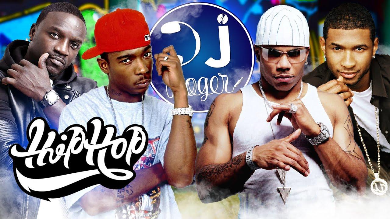TOP HIP-HOP DAS ANTIGAS, SÓ RELÍQUIAS! | Ja Rule, Usher, R. Kelly, Akon E MUITO +