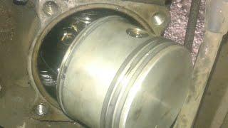 cara memasang reng piston kompresor fuso fighter