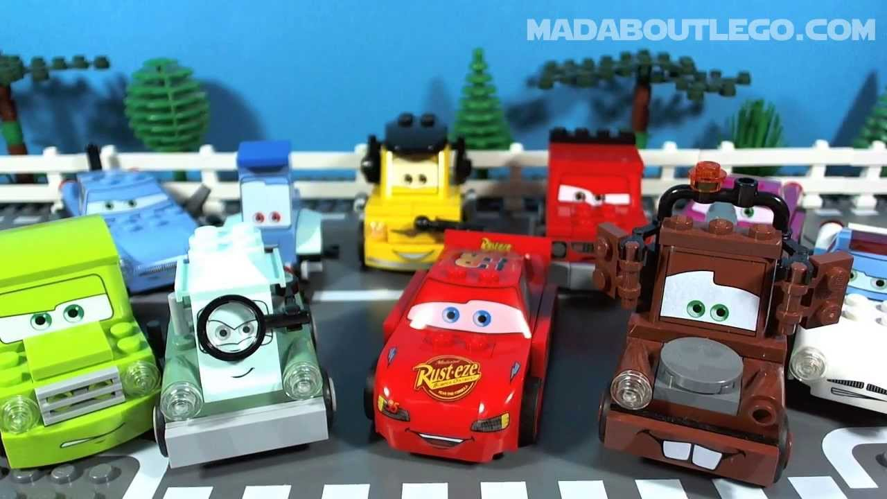 Lego Cars Movie
