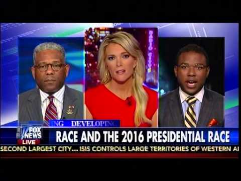 Race & The 2016 Presidential Race - The Kelly File