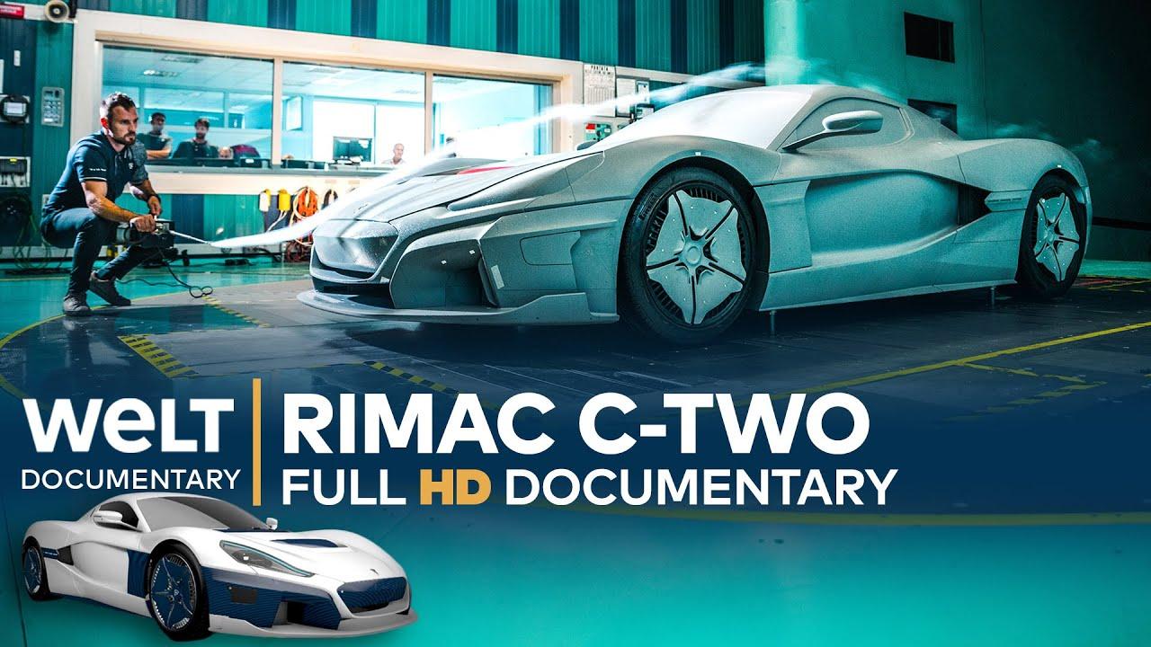 RIMAC C-TWO - Inside the Factory | Full Documentary