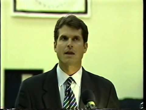 Jim Harbaugh loves Michigan