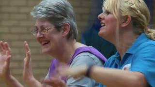 What is Walking Netball?