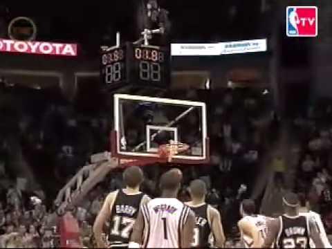 NBA 04~05 Buzzer Beaters TOP 10