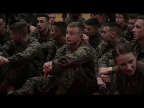 Marine Corps Intelligence School Fight August 2017