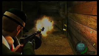 Resident Evil 4 New Game Plus Speedrun part 25, HD (NO COMMENTARY)