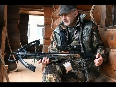 Гладкоствольное ружье ИЖ 27 - YouTube