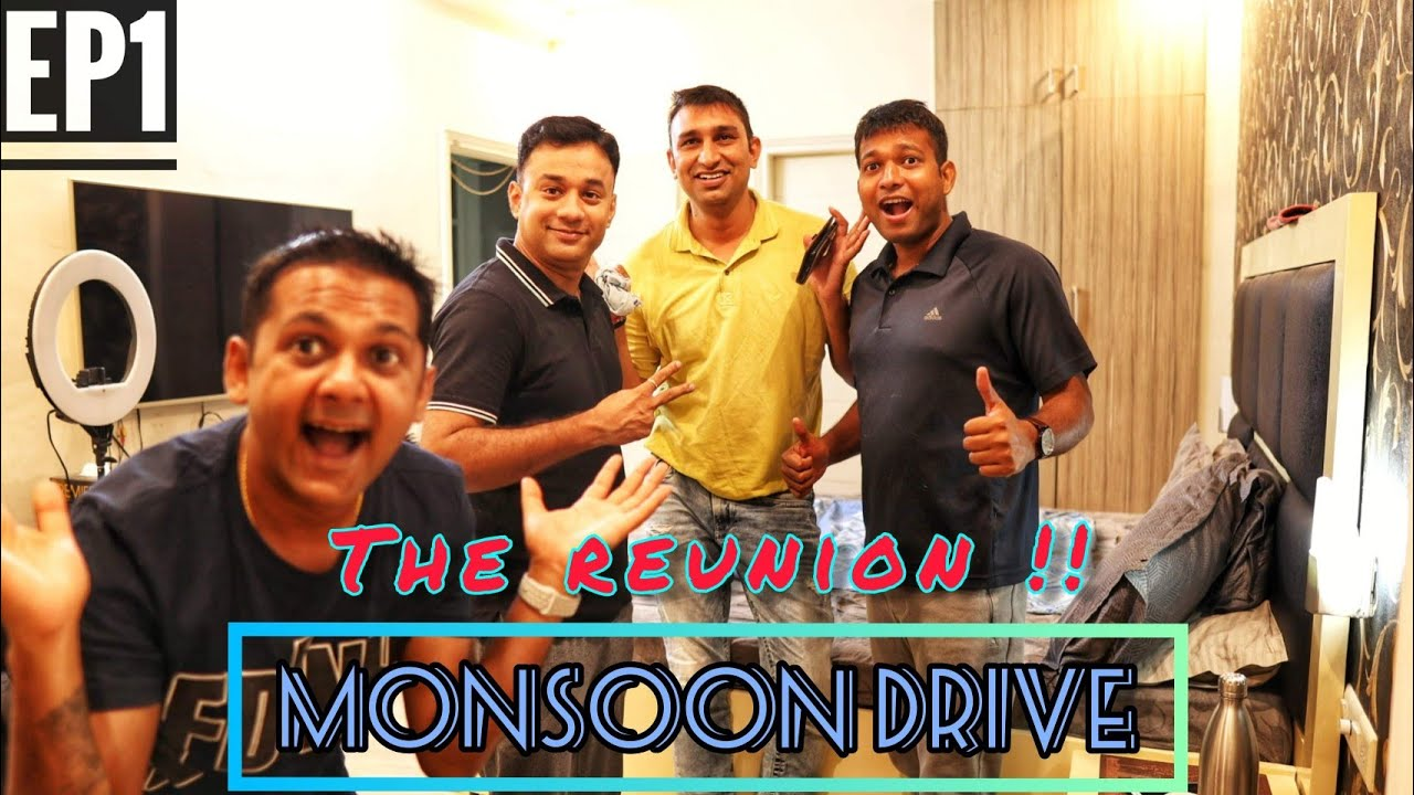 EP 1 : The Reunion of GANG | Gujrat & MP Road Trip