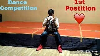 Dance competition | 1st Position | Akshay Suri ❤|