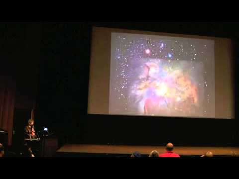 Sandy Faber Public Lecture at UKY