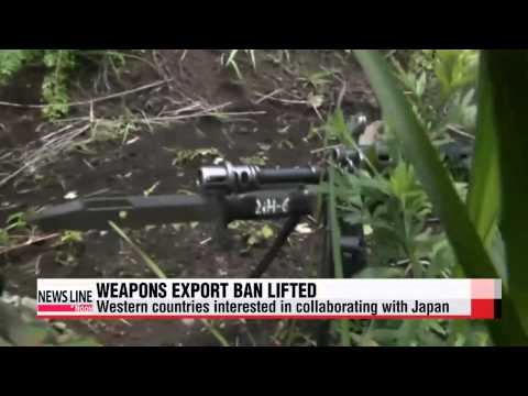 Japan's growing presence in global weapons market