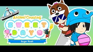 Nintendo Land - Sugar Rush