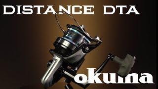 Обзор катушки Okuma Distance DTA-60