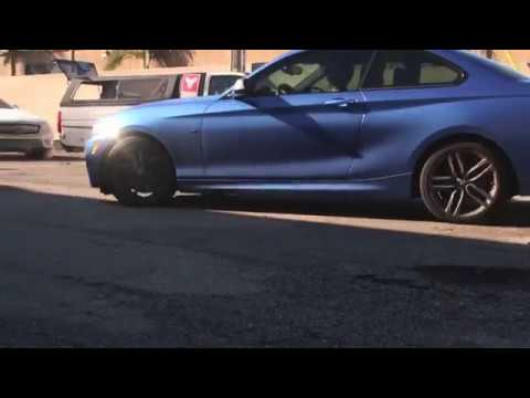 Custom BMW M235i Tuned By SSR Performance