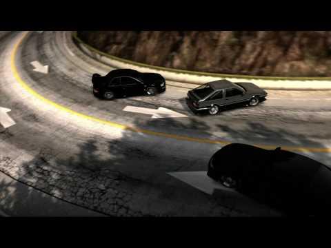 Forza Motorsport 3 - Team Blackjack Drift Team- Fujimi Kaido - Kita-Kantou, Japan 720p HD