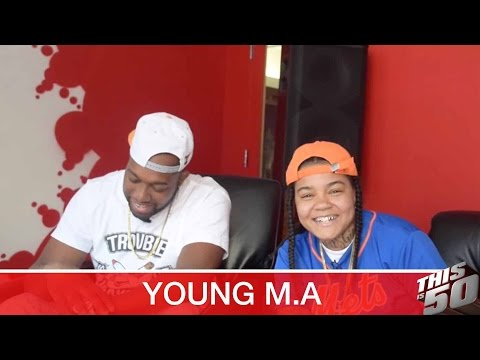 Young M.A on Making Ooouuu; Meeting 50 Cent; Jadakiss Cosign & Jim Jones W Pvnch